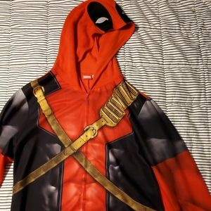 Deadpool Union suit Onesie